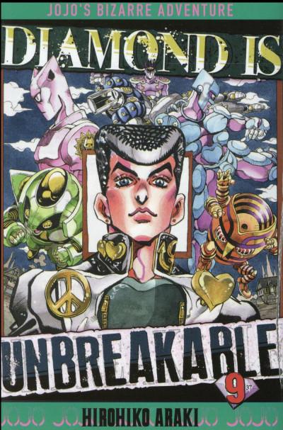 image de Jojo's bizarre adventure - Diamond is unbreakable tome 9