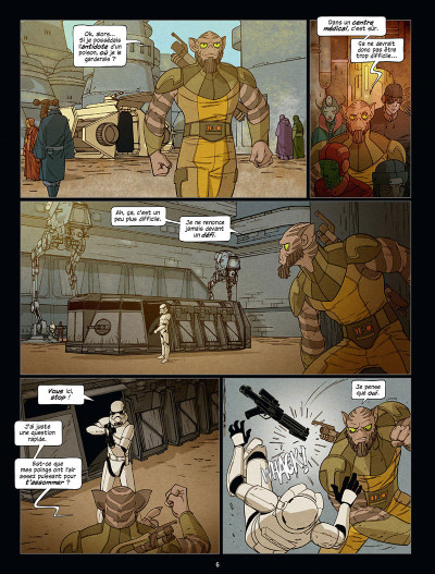 Page 4 Star Wars - Rebels tome 3