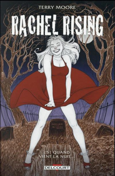 Couverture Rachel Rising tome 5