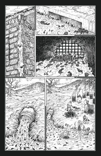 Page 7 Rachel Rising tome 5
