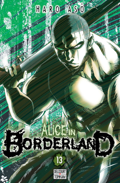 Couverture Alice in Borderland tome 13