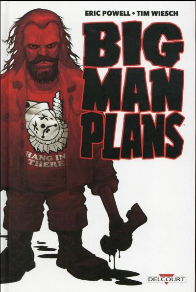 Couverture Big man plans