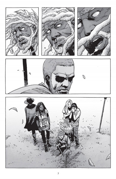 Page 1 Walking Dead tome 25