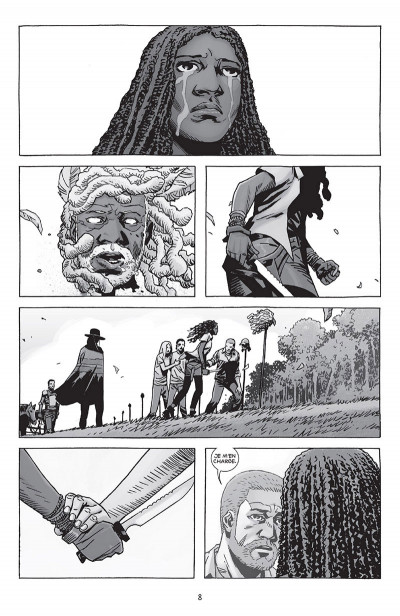 Page 2 Walking Dead tome 25