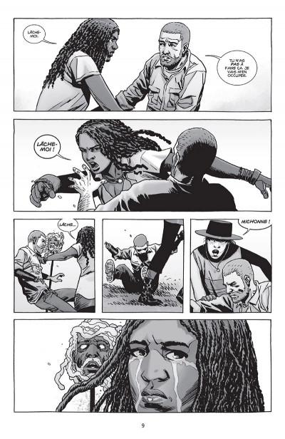 Page 3 Walking Dead tome 25