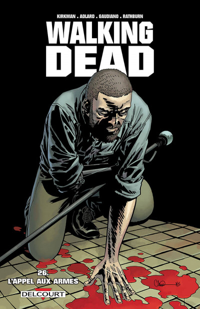 Couverture Walking Dead tome 26