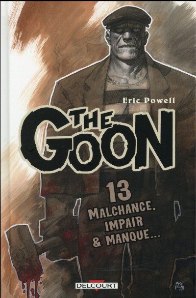 image de The goon tome 13 - Malchance, impair & manque…