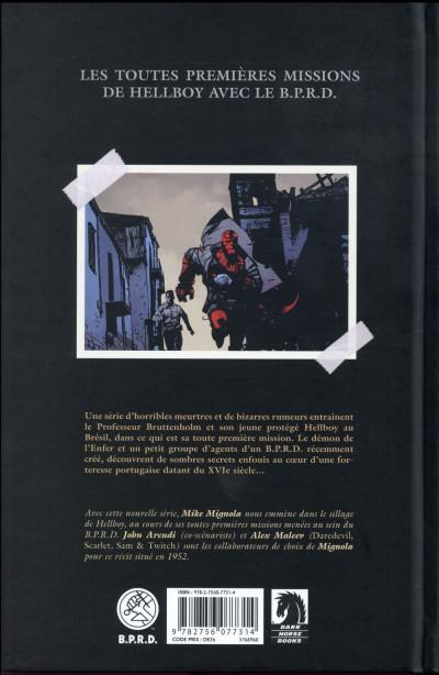 Dos Hellboy & B.P.R.D. tome 1