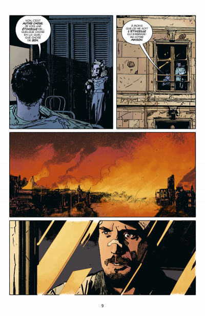 Page 0 Hellboy & B.P.R.D. tome 1