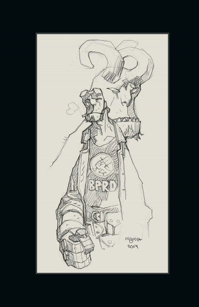 Page 3 Hellboy & B.P.R.D. tome 1