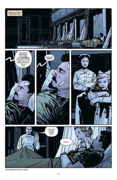 Page 8 Hellboy & B.P.R.D. tome 1