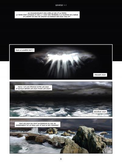 Page 1 Bible l'ancien testament : la genèse et l'exode intégrale
