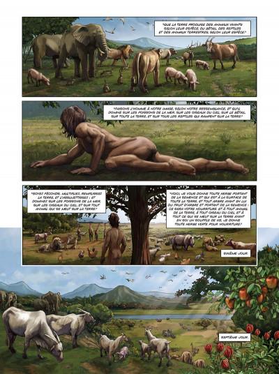 Page 3 Bible l'ancien testament : la genèse et l'exode intégrale