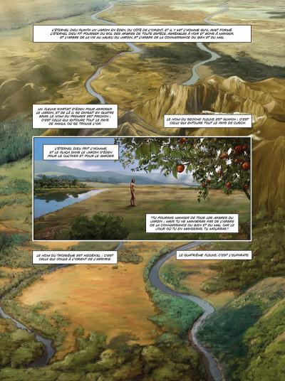 Page 4 Bible l'ancien testament : la genèse et l'exode intégrale