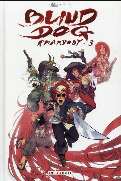 Couverture Blind dog rhapsody tome 3