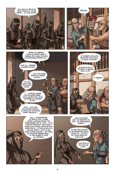 Page 4 Blind dog rhapsody tome 3