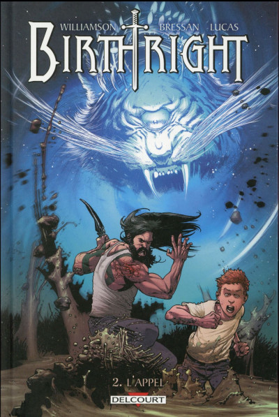 Couverture Birthright tome 2
