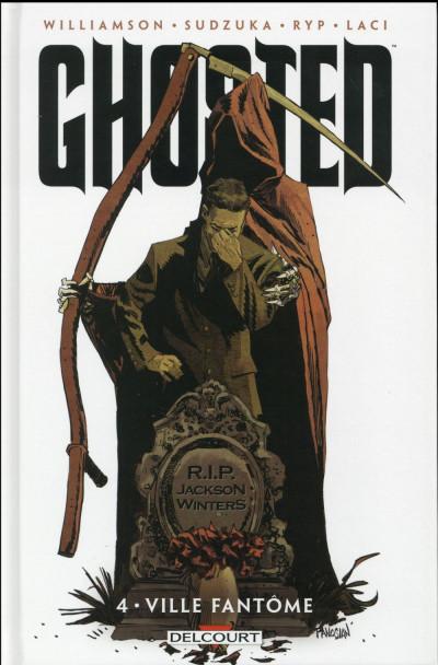 image de Ghosted tome 4 - Ville fantôme