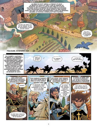 Page 1 Un pour tous ! tome 1