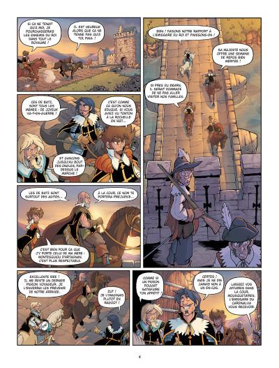 Page 2 Un pour tous ! tome 1