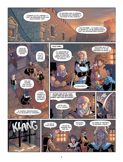 Page 3 Un pour tous ! tome 1