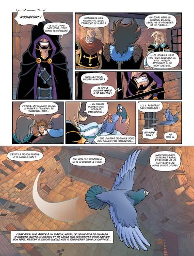 Page 4 Un pour tous ! tome 1