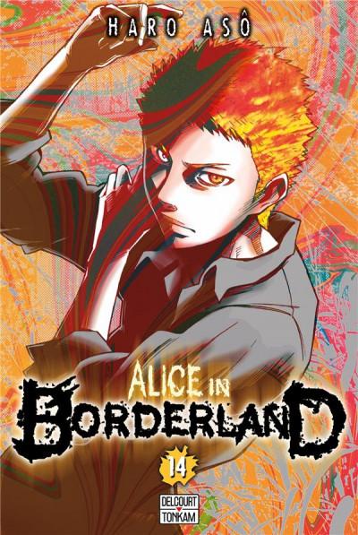 Couverture Alice in Borderland tome 14