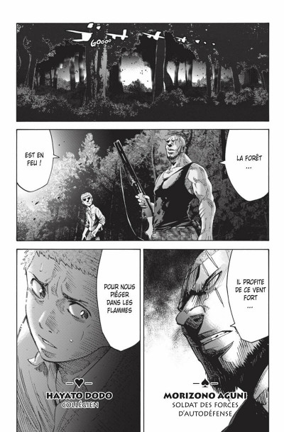 Page 6 Alice in Borderland tome 14