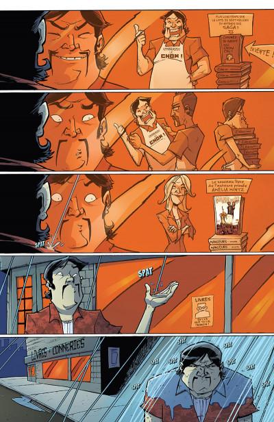 Page 1 Tony Chu, détective cannibale tome 11