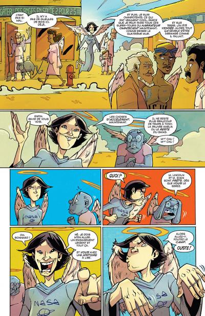Page 4 Tony Chu, détective cannibale tome 11