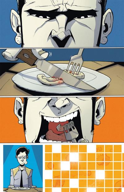 Page 2 Tony Chu, détective cannibale tome 12