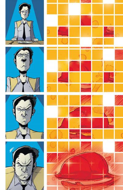 Page 3 Tony Chu, détective cannibale tome 12