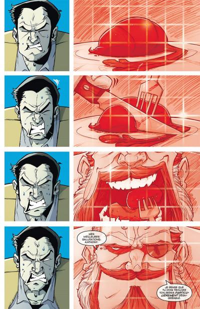 Page 4 Tony Chu, détective cannibale tome 12