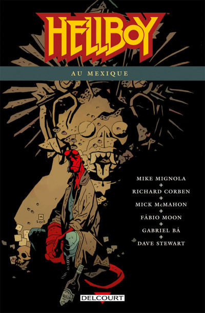 Couverture Hellboy tome 15