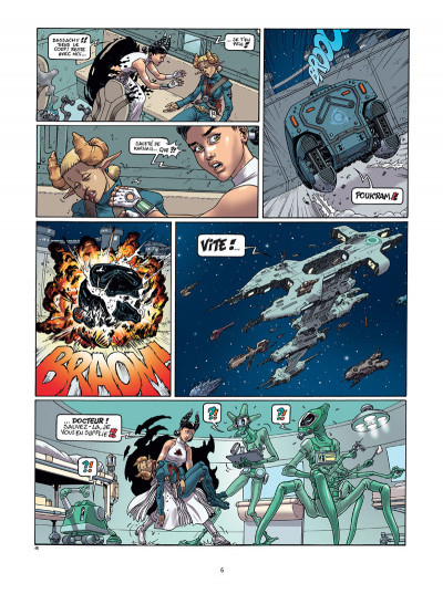 Page 4 Sillage tome 20