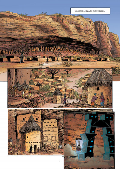 Page 1 Hauteville house tome 14