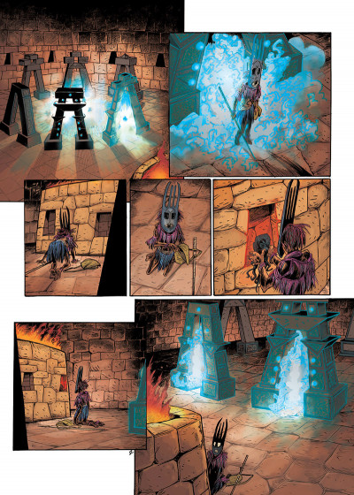 Page 2 Hauteville house tome 14