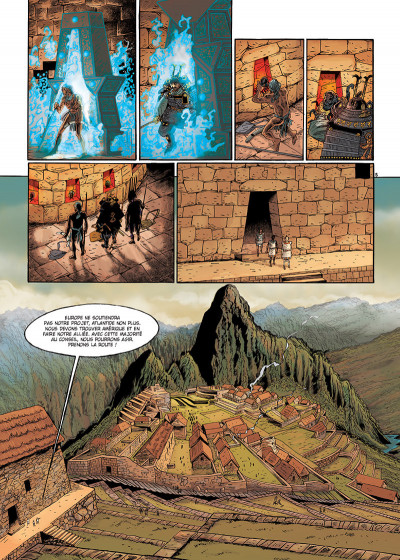 Page 3 Hauteville house tome 14