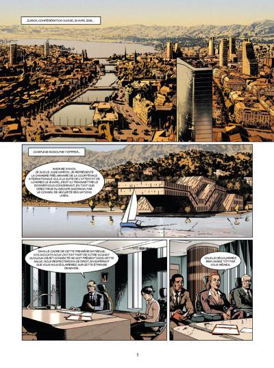 Page 3 Carmen Mc Callum tome 16