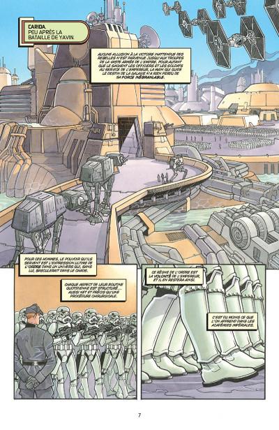 Page 1 Star wars - rébellion - intégrale tome 1