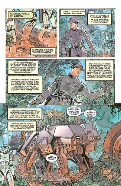 Page 2 Star wars - rébellion - intégrale tome 1
