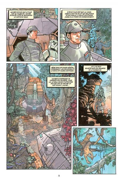 Page 3 Star wars - rébellion - intégrale tome 1