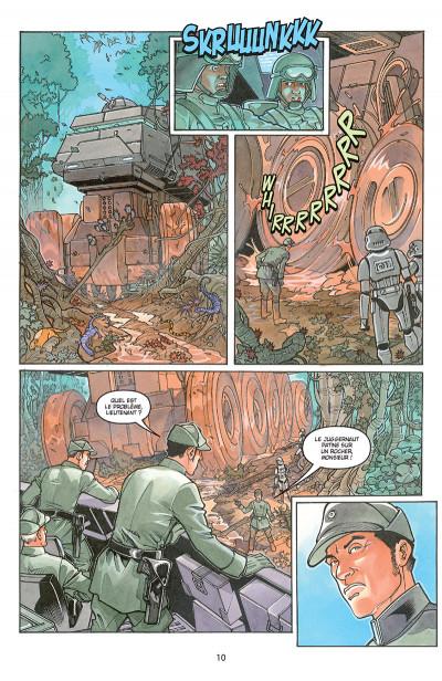 Page 4 Star wars - rébellion - intégrale tome 1