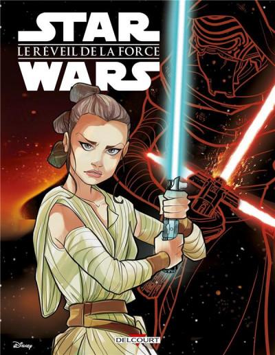 Couverture Star wars épisode VII - Le réveil de la force