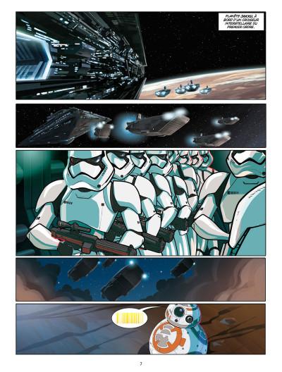 Page 1 Star wars épisode VII - Le réveil de la force