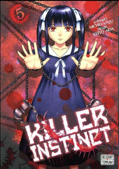 Couverture Killer instinct tome 5