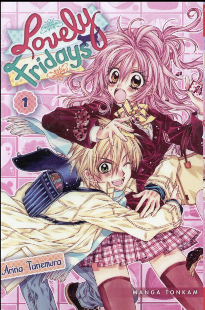 Couverture Lovely fridays tome 1