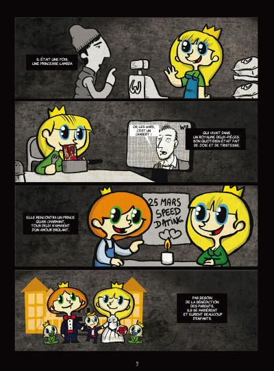 Page 1 La Petite Mort(e)