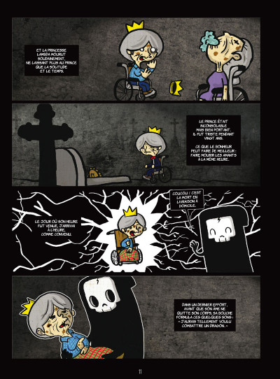 Page 3 La Petite Mort(e)