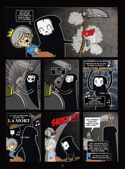 Page 4 La Petite Mort(e)